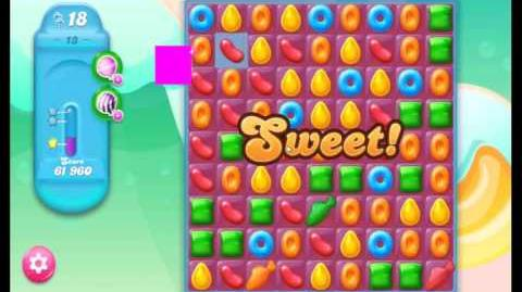 Candy Crush Jelly Saga Level 13 NEW (1st revision)