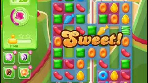 Candy Crush Jelly Saga Level 84 NO BOOSTER