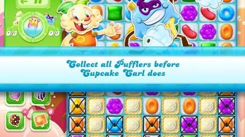 Candy Crush Jelly Saga Level 885 (No boosters)