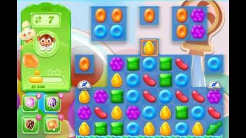 Candy Crush Jelly Saga Level 450 (Version 3)