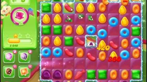Candy Crush Jelly Saga Level 85 Hard Level NO BOOSTER