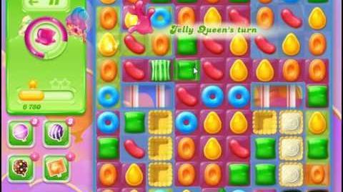 Candy Crush Jelly Saga Level 58 NO BOOSTER