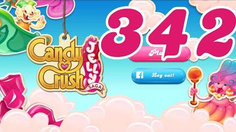 Candy Crush Jelly Saga Level 342 No Boosters