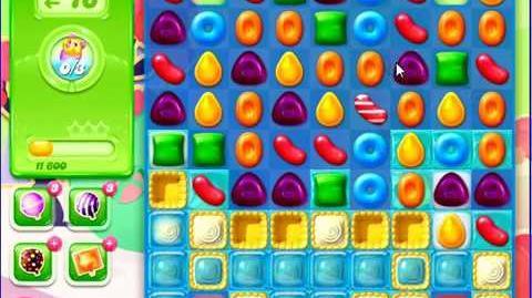 Candy Crush Saga Jelly Level 369 (Version 2)