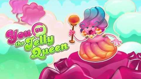 Candy Crush Jelly Saga 15 AD