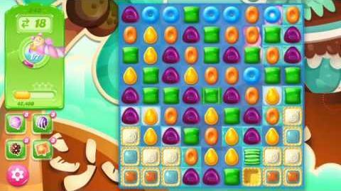 Candy Crush Jelly Saga Level 343