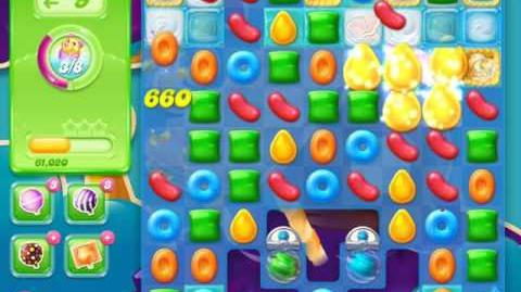 Candy Crush Jelly Saga Level 434 (3 star, No boosters)