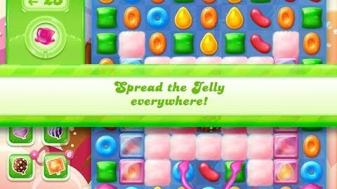 Candy Crush Jelly Saga Level 894 (3 star, No boosters)