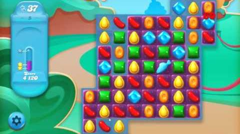 Candy Crush Jelly Saga Level 5-0