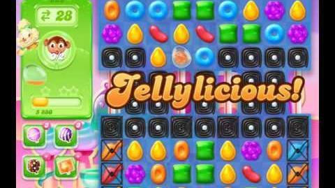 Candy Crush Jelly Saga Level 282