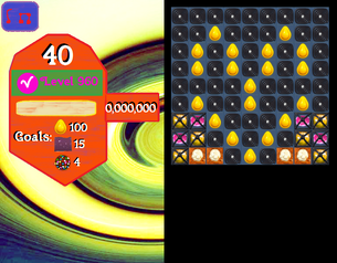 Super Saga Level 960 Unreleased