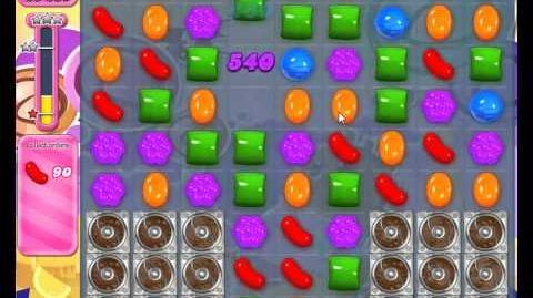 Candy Crush Saga Level 299