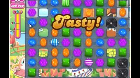 Candy Crush Saga Level 591 - No Boosters - 3 Stars