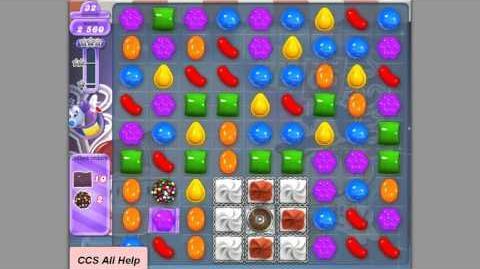 Candy Crush DREAMWORLD Level 347 3*