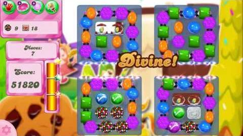 Candy Crush Saga Level 2591 NO BOOSTERS
