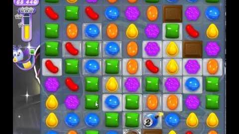 Candy Crush Saga Dreamworld Level 381 (Traumwelt)