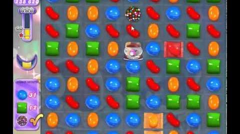 Candy Crush Saga Dreamworld Level 529 (Traumwelt)
