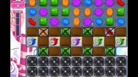 Candy Crush Saga Level 494 3 stars NO BOOSTERS