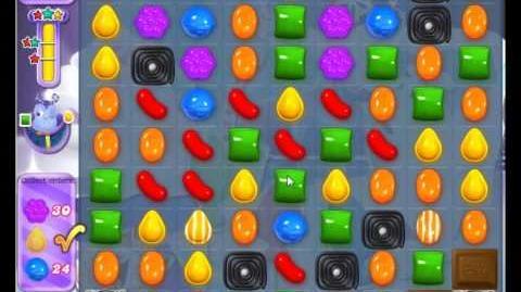 Candy Crush Saga Dreamworld Level 247 (Traumwelt)
