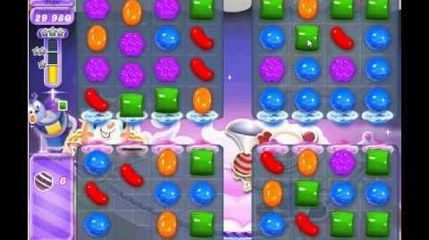 Candy Crush Saga Dreamworld Level 182 - ODUS