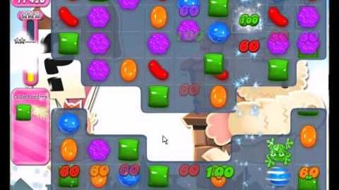 Candy Crush Saga level 704 No booster used!