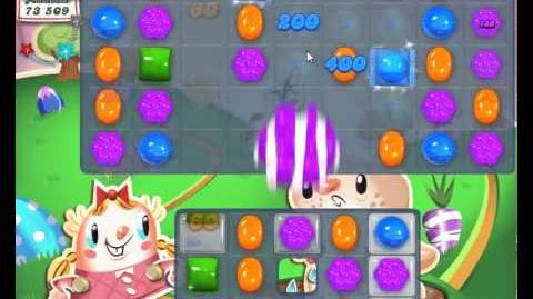 Candy Crush Saga Level 73