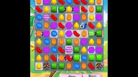Candy Crush Saga Level 625 NO BOOSTER