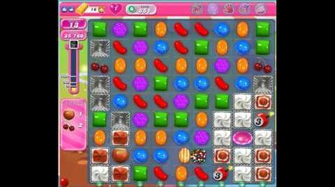 Candy Crush Saga Level 851 No Boosters
