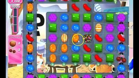 Candy crush saga level - 818 (No Booster)