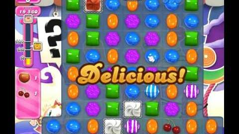 Candy Crush Saga Level 661 ( New with 17 Moves and 4 Candy Colours ) No Boosters 3 Stars