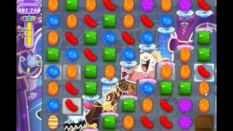 Candy Crush Saga Dreamworld Level 475 (★★★ no booster)