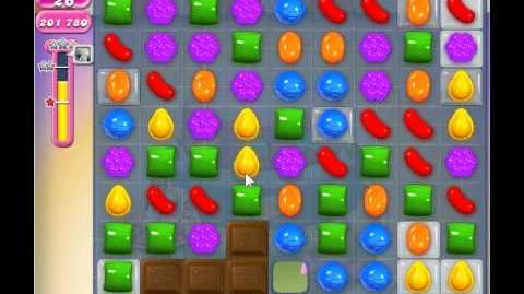 Candy Crush Saga Level 213 - 1 Star - no boosters