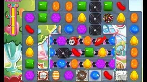 Candy Crush Saga Level 578 Bug Bypass (Jelly Fish)
