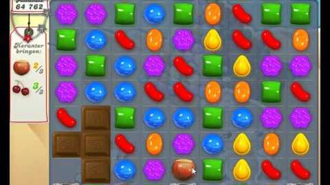 Candy Crush Saga Level 164
