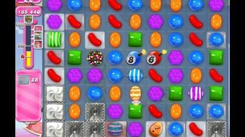 Candy Crush Saga Level 888 ( No Toffee Tornado ) No Boosters 3 Stars