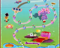 Boneyard Bonanza Map