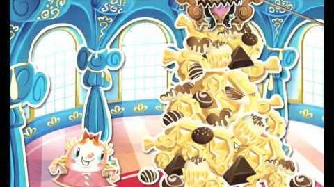 Candy Crush Saga Level 485