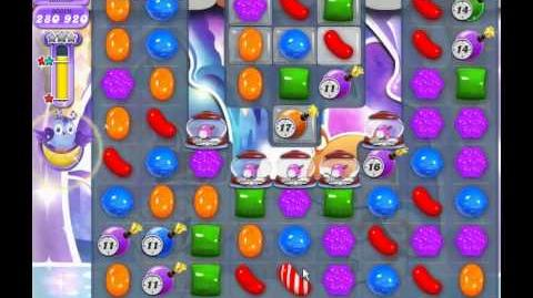 Candy Crush Saga Dreamworld Level 504 (3 star, No boosters)