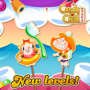 New levels released 154