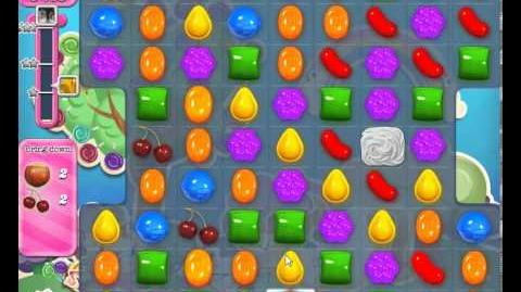 Candy Crush Saga Level 60. No Boosters