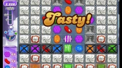 Candy Crush Saga Dreamworld Level 252 - 3 Stars NB