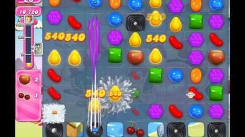 Candy Crush Saga Level 92 ( New with 45 Moves ) No Boosters 2 Stars