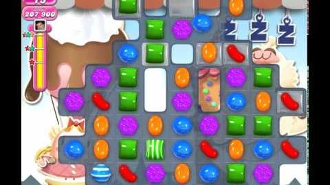 Candy Crush Saga Level 710 No Boosters 3 Stars 244,300