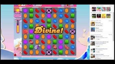 Candy Crush Saga Level 880 ★★★ NO BOOSTER