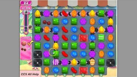 Candy Crush Saga Level 623 NEW