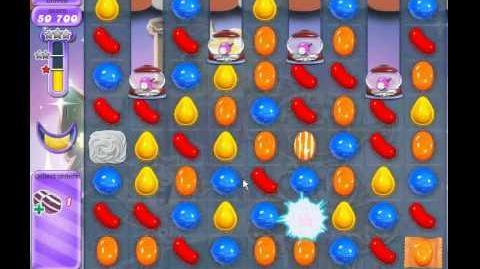 Candy Crush Saga Dreamworld Level 263 (3 star, No boosters)