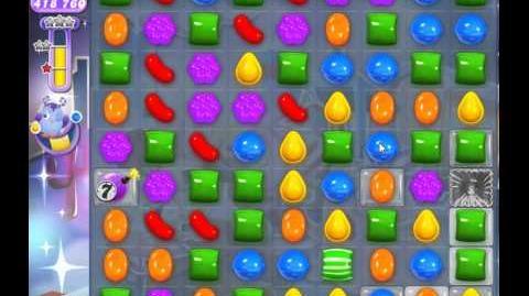 Candy Crush Saga Dreamworld Level 443 (Traumwelt)