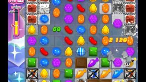 Candy Crush Saga Dreamworld Level 440 (Traumwelt)