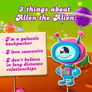 3 things about Allen