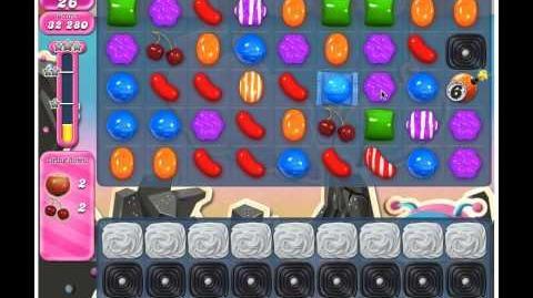 Candy Crush Saga Level 102 - 3 Stars No Boosters
